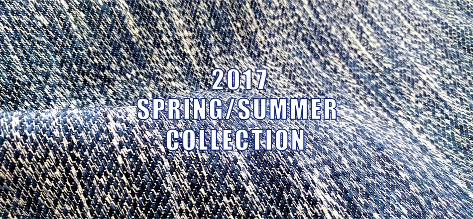 2017 SPRING/SUMMER COLLECTION REPORT UP