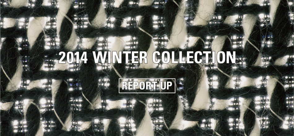 2014 WINTER COLLECTION REPORT UP